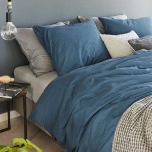 Beddinghouse Breeze Dekbedovertrek - Blauw