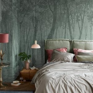 At Home by Beddinghouse Tender Dekbedovertrek - Grijs
