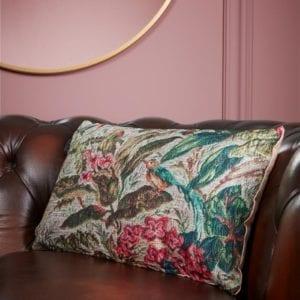 KAAT Amsterdam Vintage Tapestry Sierkussen - Multi