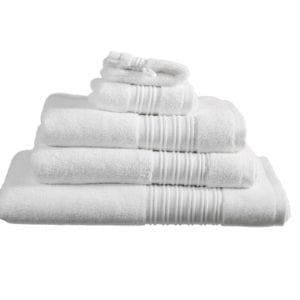 Beddinghouse Sheer set van 2 washandjes - Wit