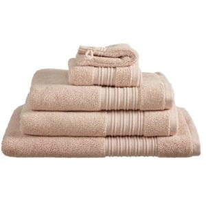 Beddinghouse Sheer Handdoek Large - Zacht Roze