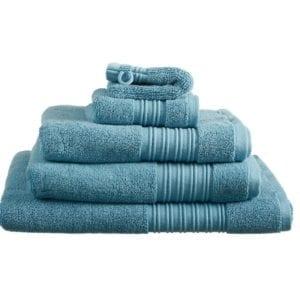 Beddinghouse Sheer set van 2 Gastendoekjes - Blauw