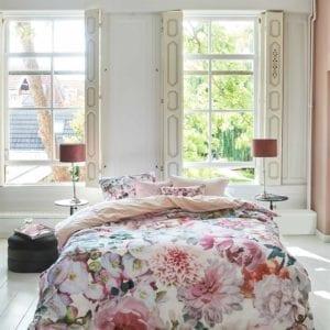 Rivièra Maison Fabulous Dekbedovertrek - Roze