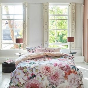 Rivièra Maison Flower Fever Sierkussen - Roze