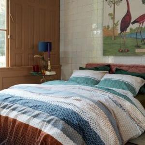 At Home by Beddinghouse Variety Dekbedovertrek - Terra