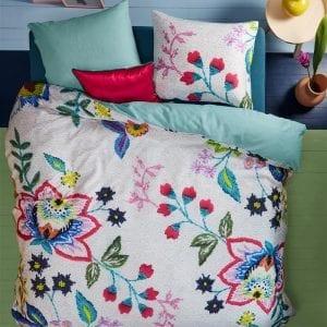 Oilily Cosy Embroidery Dekbedovertrek - Multi
