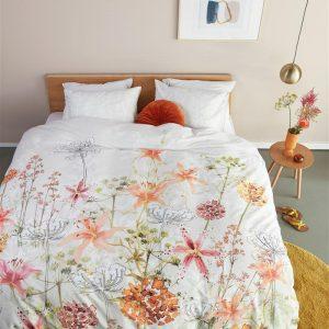 Beddinghouse Blushing Field Dekbedovertrek - Roze