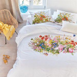 Marjolein Bastin Amazing Flowers Dekbedovertrek - Multi