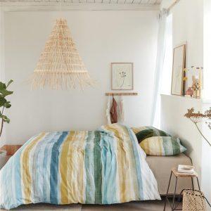 Ariadne at Home Colour Palette Dekbedovertrek - Blauw Groen