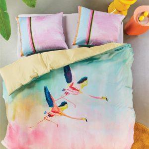 Oilily Colorful Birds Dekbedovertrek -Multi